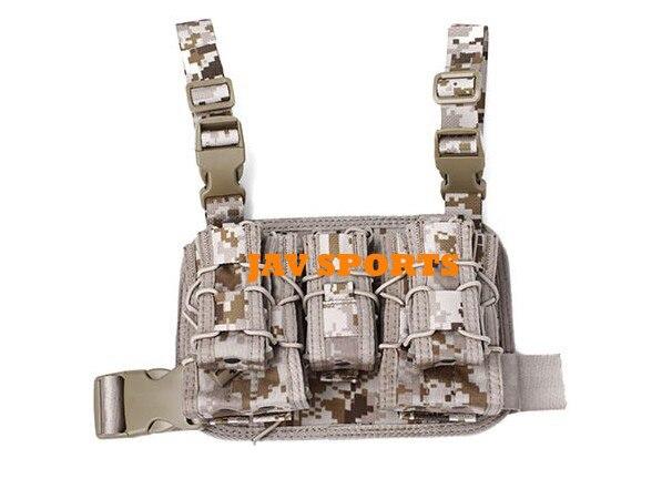 Bolsa TMC para colgar en la cintura y plataforma de Panel de pierna en AOR1/AOR2(SKU12050050)