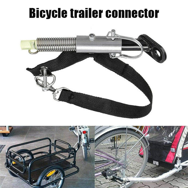 Новый универсальный велосипедный прицеп велосипедная тяга для прицепа Детская