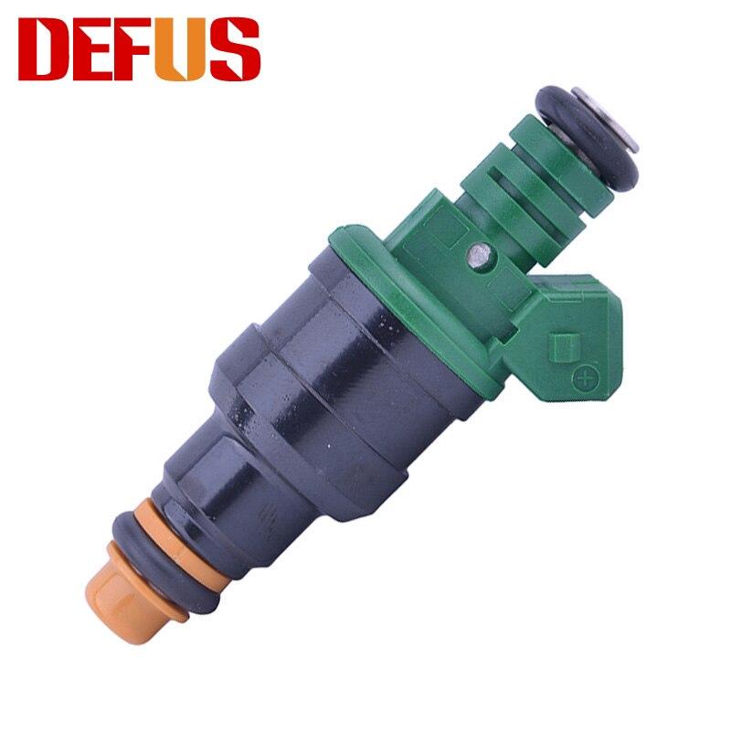 4x inyector de combustible 700cc 0280150558 0 280 150 558 para G MC LT1 LS1 LS6 para Fo rd Mustang SOHC DOHC, inyector de motor de coche, nuevo