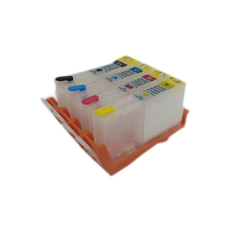 Cartucho de tinta recargable vilaxh 670XL, reemplazo Compatible para impresora hp 670 XL para deskjet 3525 4615 4625 5525 6525
