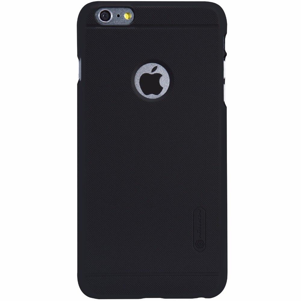 Funda trasera para iPhone 6 De Apple carcasa de iPhone 6S NILLKIN de 4,7 pulgadas súper escudo esmerilado ultra diseño fino