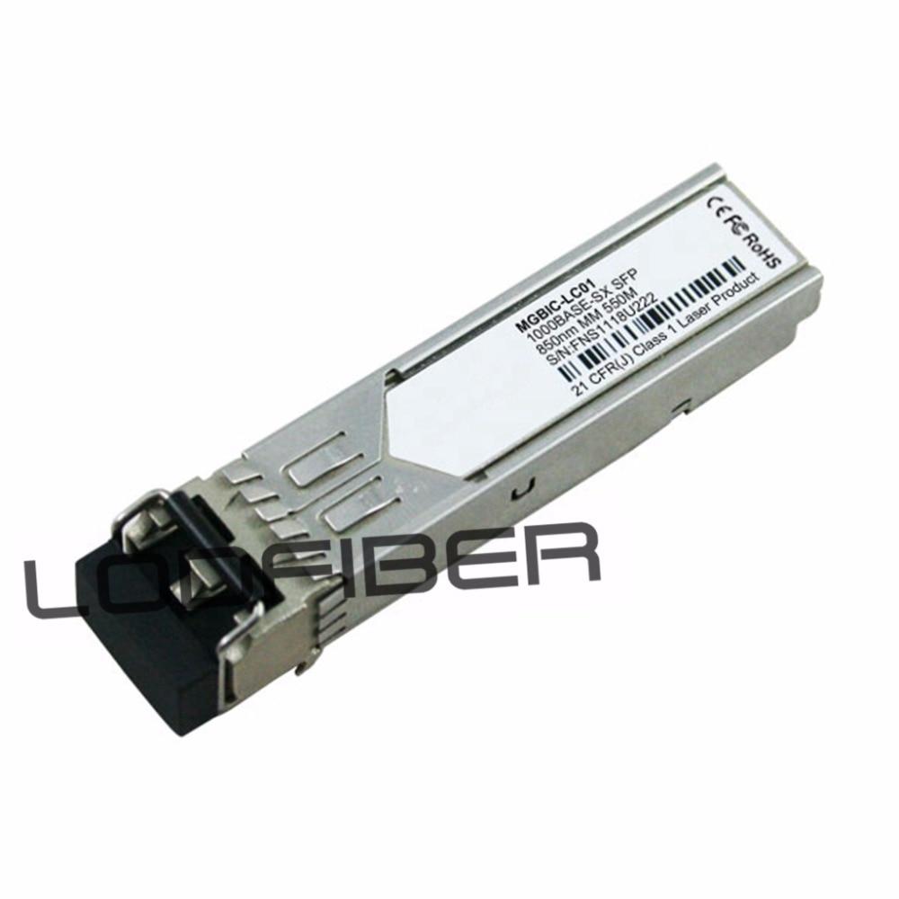 mgbic lc01 compativel transceiver 1000base sx sfp 850nm 550 m dom
