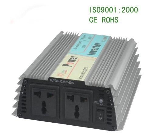 Inversor de onda sinusoidal pura de 500w 12 v/24 v/48 v, ¡alta eficiencia!