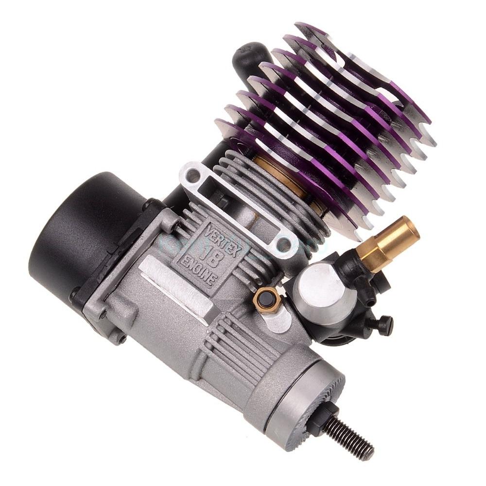 02060 BL VX 18 Engine 2.74cc Pull Starter For HSP RC 1/10 Nitro Car Buggy EG630, For a variety of HSP models enlarge