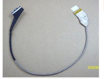 WZSM envío gratis nuevo ordenador portátil pantalla LCD Cable de vídeo para HP G72 para Compaq CQ72 portátil DD0AX8LC000