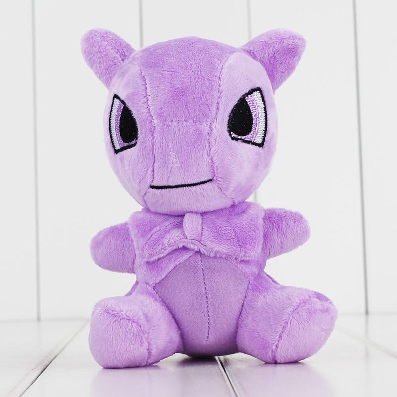 1 шт. 15 см Новинка Аниме Kawaii Mew Mewtwo мягкая плюшевая игрушка мягкая кукла детские игрушки