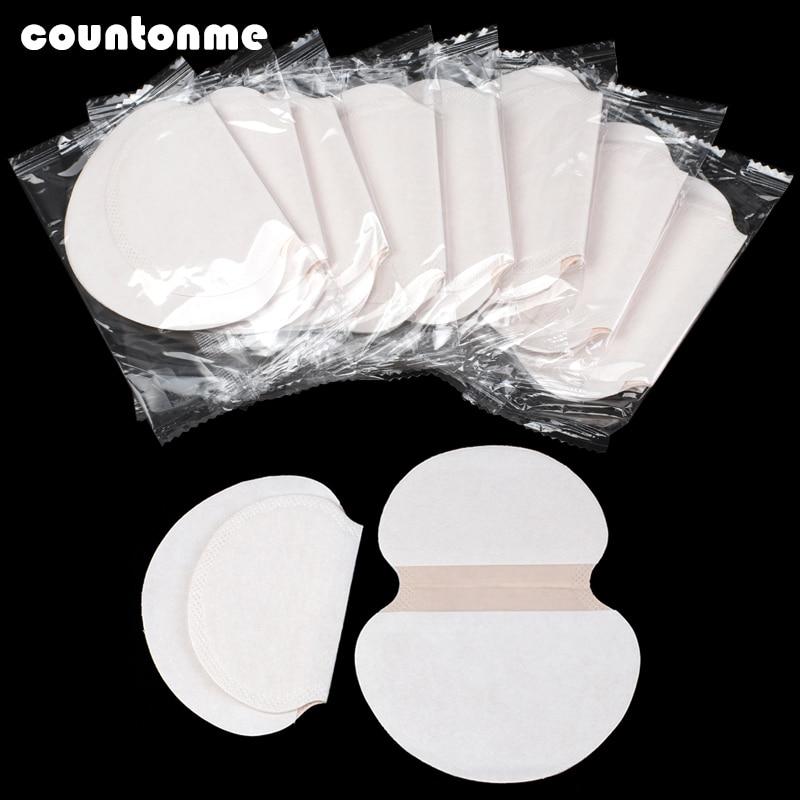 20/30/50pcs Uni Sweat Pads Summer Deodorants Underarm Anti Perspiration Sweat Pads Disposable Armpit Absorb Sweat Shield Pad