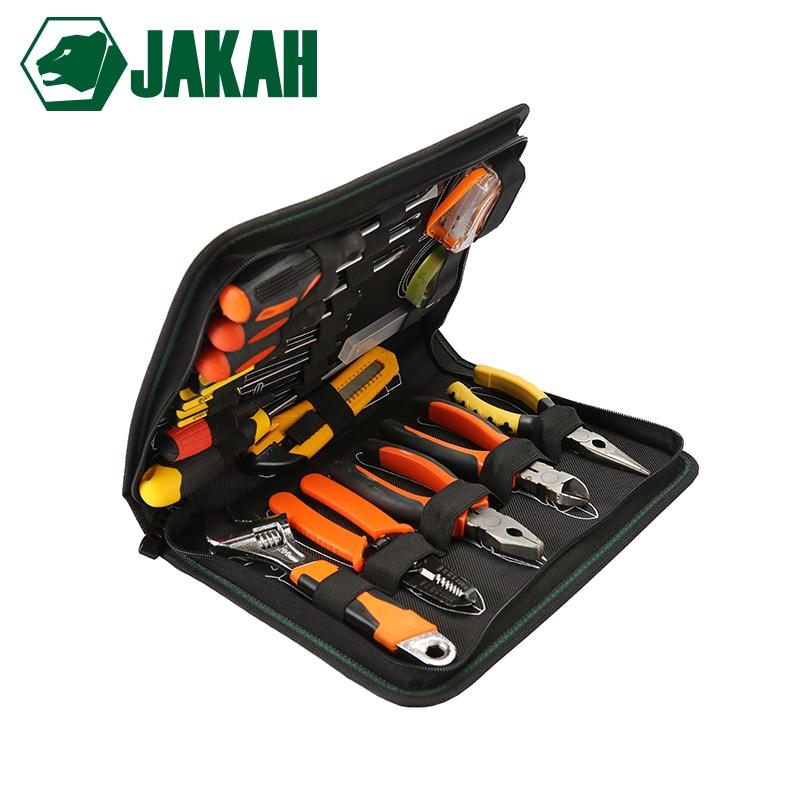Оптовая продажа, jaka JK-022 2018, новая утолщенная водонепроницаемая сумка для инструментов, сумка из ткани Оксфорд, бесплатная доставка недорого