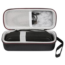 CaseTravel duro EVA Saco de Transporte para Tribit XSound Ir Casos Bluetooth Speaker portátil