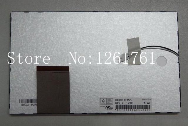 Pantalla lcd HSD070IDW1-D00 panel