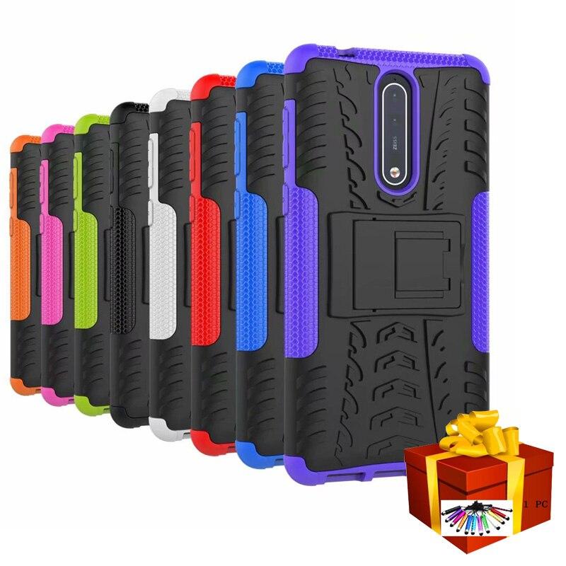 Funda protectora de silicona suave para teléfono móvil Nokia, protector de silicona...