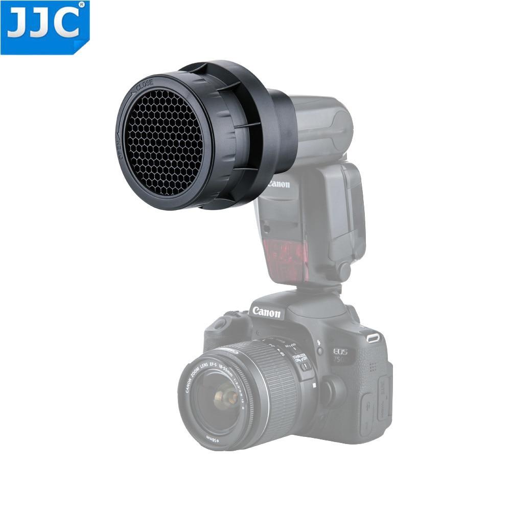 JJC difusor Softbox panal rejilla 3 en 1 estudio Flash Kit de speedlite para NikonSB-900/SB-910/CANON 600EX-II RT/580EX II/YONGNUO