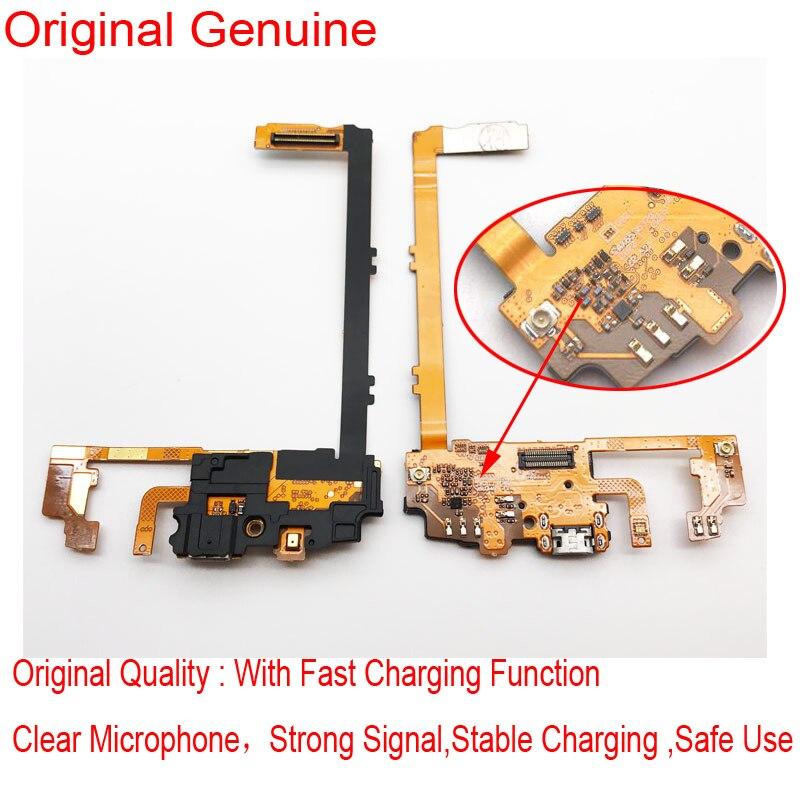 Оригинальный гибкий кабель для зарядки с usb-портом, док-станция с микрофоном, гибкий кабель для LG Nexus 5 D820 D821