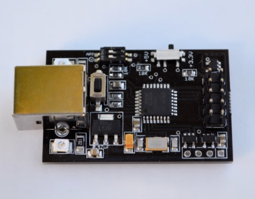 NEW USB JTAG Programmer for XILINX and LATTICE CPLD Devices (SVF and XSVF)
