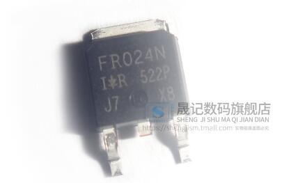 1 unids/lote IRFR024N-252 FR024N TO252 IRFR024NTRPBF en Stock