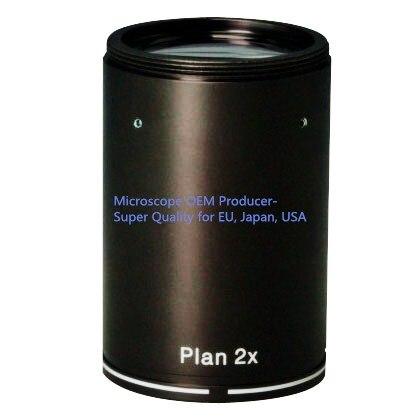 Microscopio estéreo paralelo cientific CMO, objetivos 2x/lentes auxiliares/lente de sujeción ni-kon SMZ1000/800