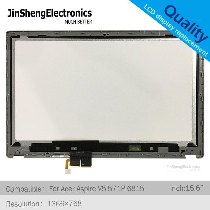 Pantalla táctil LCD para portátil Acer Aspire V5-571P-6815 MS2361, 15,6