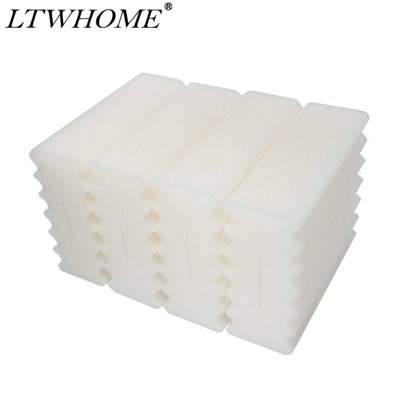 LTWHOME-filtre à mousse Fine de remplacement   Éponges adaptées au SunSun, filtre Bio-étang