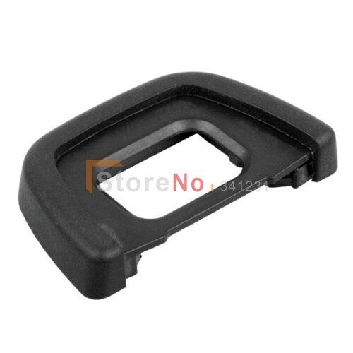2 piezas ojo taza de EyeCup para D90 D80 D70s D60 D90 D5000 D3100 D300 D200 F80 F65 F55 FM10 DK-23