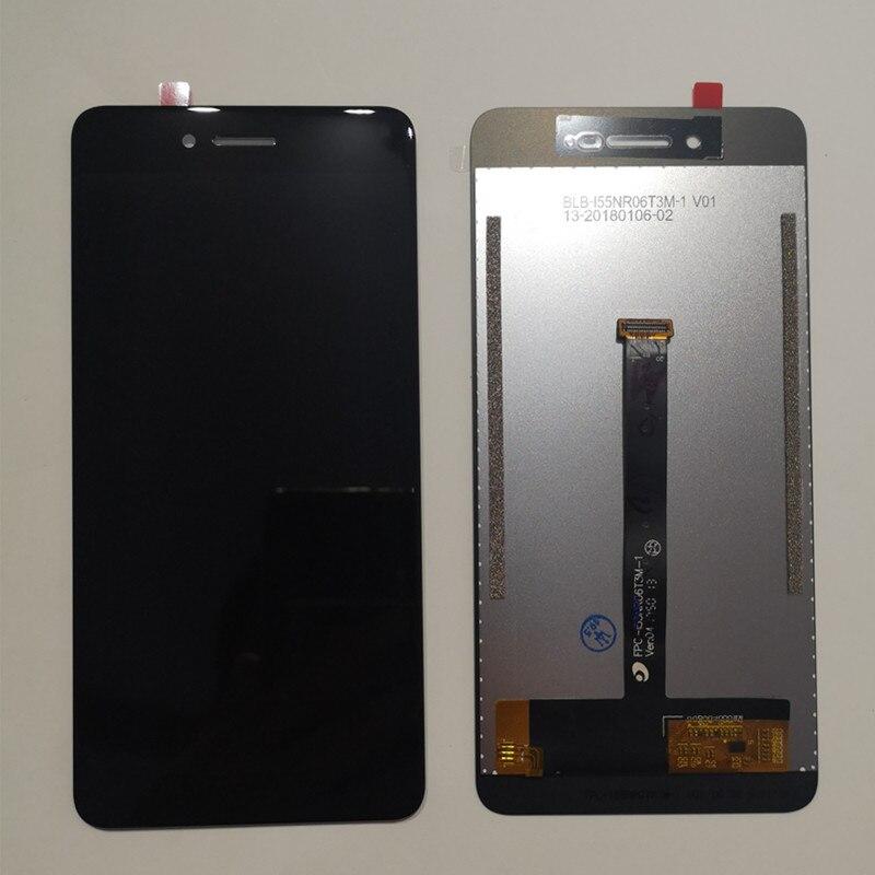 Original para Vernee Mars pro pantalla LCD de 5,5 pulgadas con Sensor de pantalla táctil montaje digitalizador reemplazo + herramientas