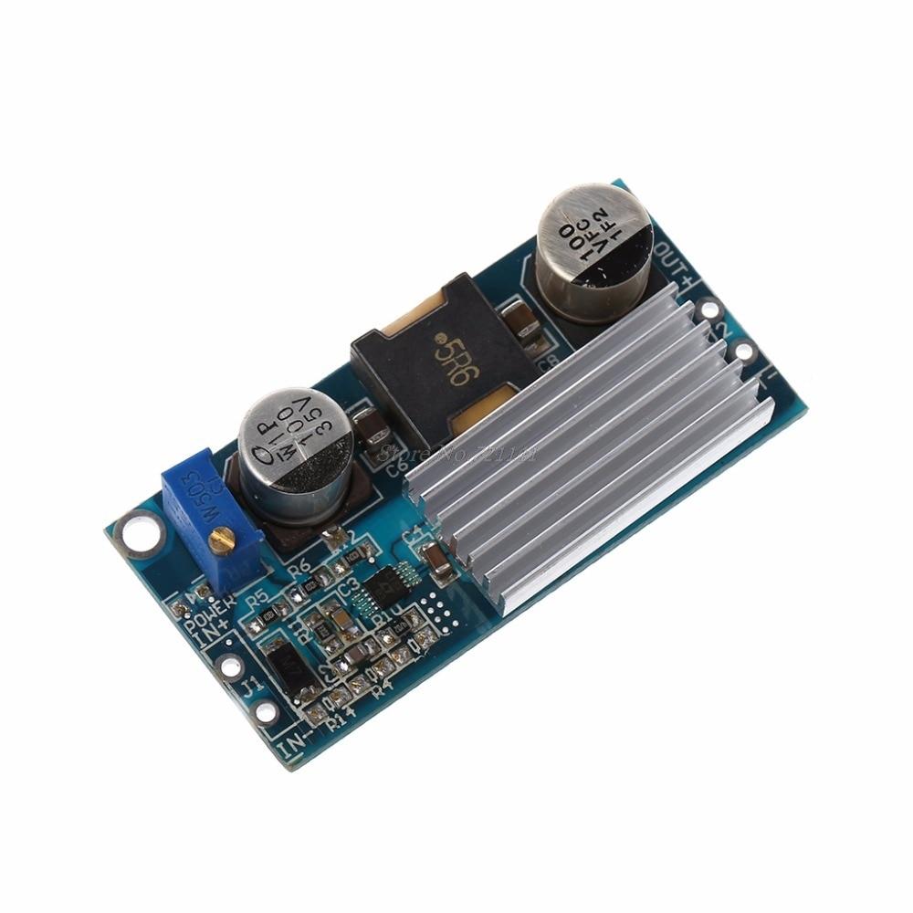 100W DC-DC Boost Step Up Converter 4-30V to 5-35V 12V 24V 9A Power Supply Module Integrated Circuits Dropship