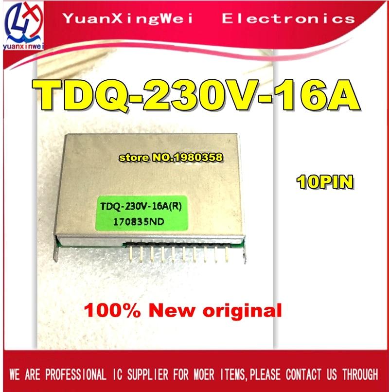Бесплатная доставка, 1 шт., TDQ-230V-16A, XFA-230V-186