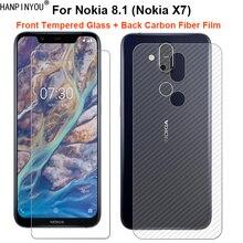 For Nokia 8.1 / X7 6.18