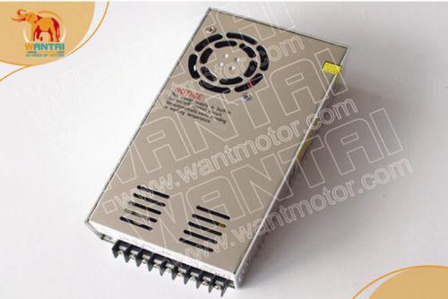 LIVRE O NAVIO DA UE! wantai Única Saída de Comutação da fonte de Alimentação 350 W 60 V S-350-60 para CNC Router motor de passo CNC