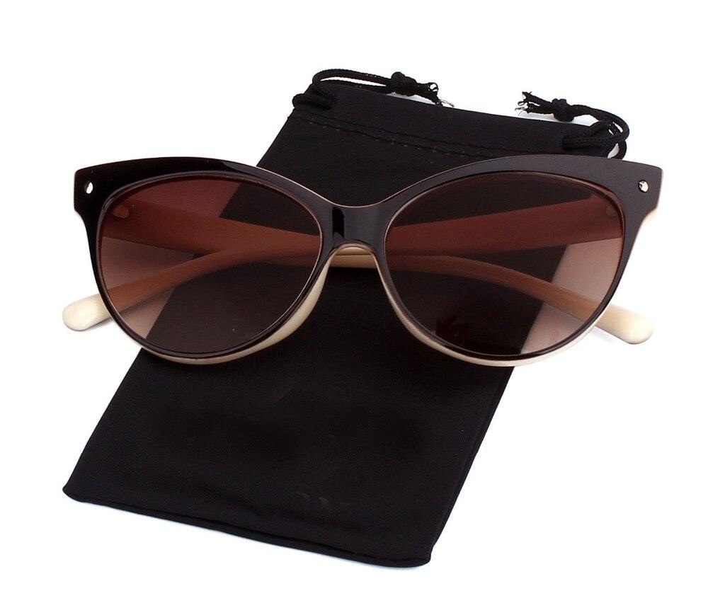 Agstum Womens Cat Eye Retro Classic Sexy Full Rim Sunglasses Glasses UV400 Protaction