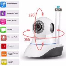 720 p 960 p 1080 p HD Groothoek Wifi IP Camera P2P CCTV IR Nachtzicht Dubbele Antenne 2 manier Audio Monitor Baby Pet