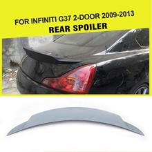 FRP Auro auto alerón trasero para maletero para Infiniti G37 Coupe BASE COUPE viaje COUPE 2-puerta 2009 - 2013