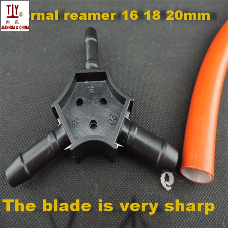 Envío gratis el fontanero herramientas 16 mm / 18 mm / 20 mm PEX-AL escariador PPR calibrador para fontanería tubería in China