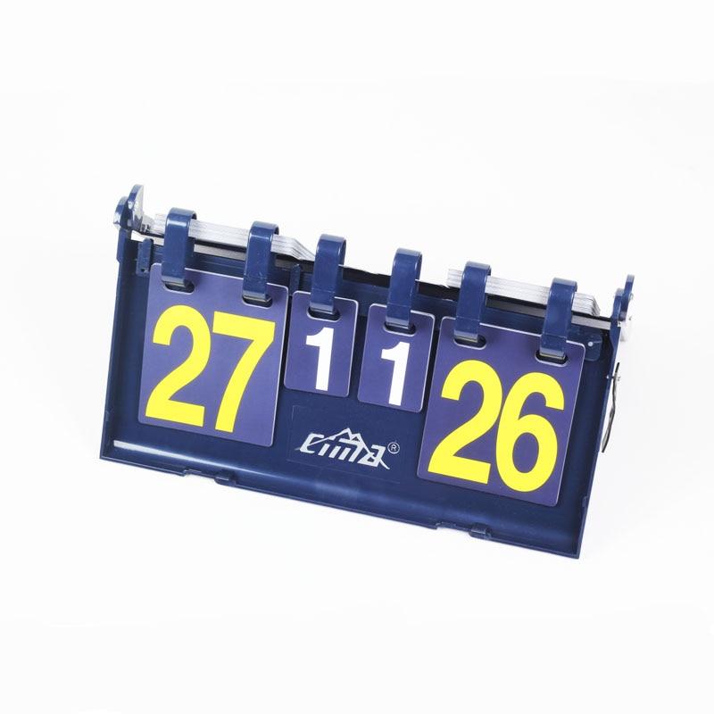 CIMA الكرة الطائرة لوحة النتائج 4 أرقام لكرة القدم لوحة التسجيل حامل كرة السلة المحمول كرة اليد تنس الرياضة الثقيلة لوحة النتائج بالجملة