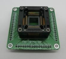 OTQ-64-0.8-01 QFP64 TO TQFP64 DIP32 HC05 HC08 QFP64 프로그래밍 어댑터 일제