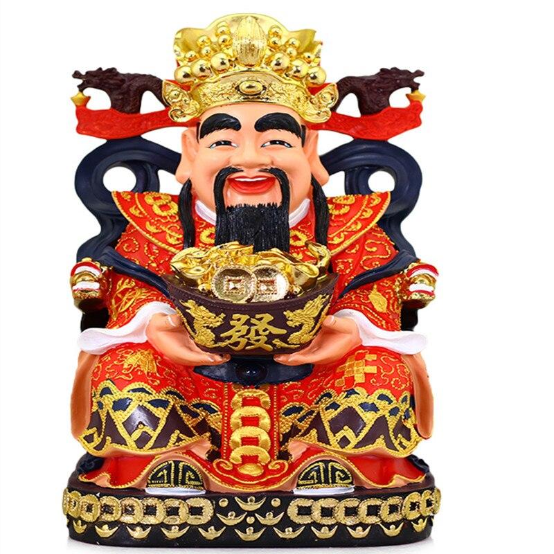 La última tecnología de dibujo o patrón de colores, dios de la fortuna de los dioses de Buda, la suerte aumenta los artículos de mobiliario y la casa