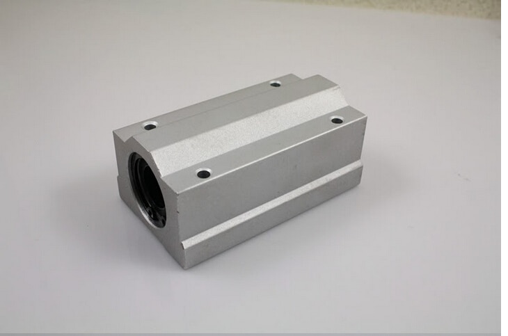 Novo 2 pçs/lote SC20LUU SCS20LUU 20mm Linear Ball Bearing Bloco de CNC Router pillow