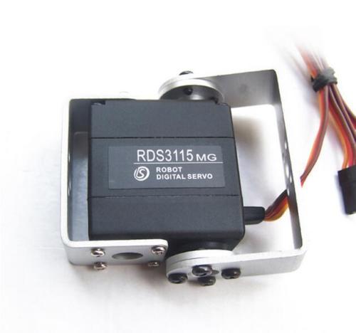 Rds3115 metal engrenagem servo robô servo arduino servo digital para robótico diy 15kg
