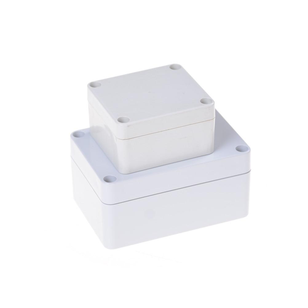 Пластиковый водонепроницаемый корпус коробка электронный проект инструмент корпус открытый распределительная коробка корпус Сделай Сам 2...