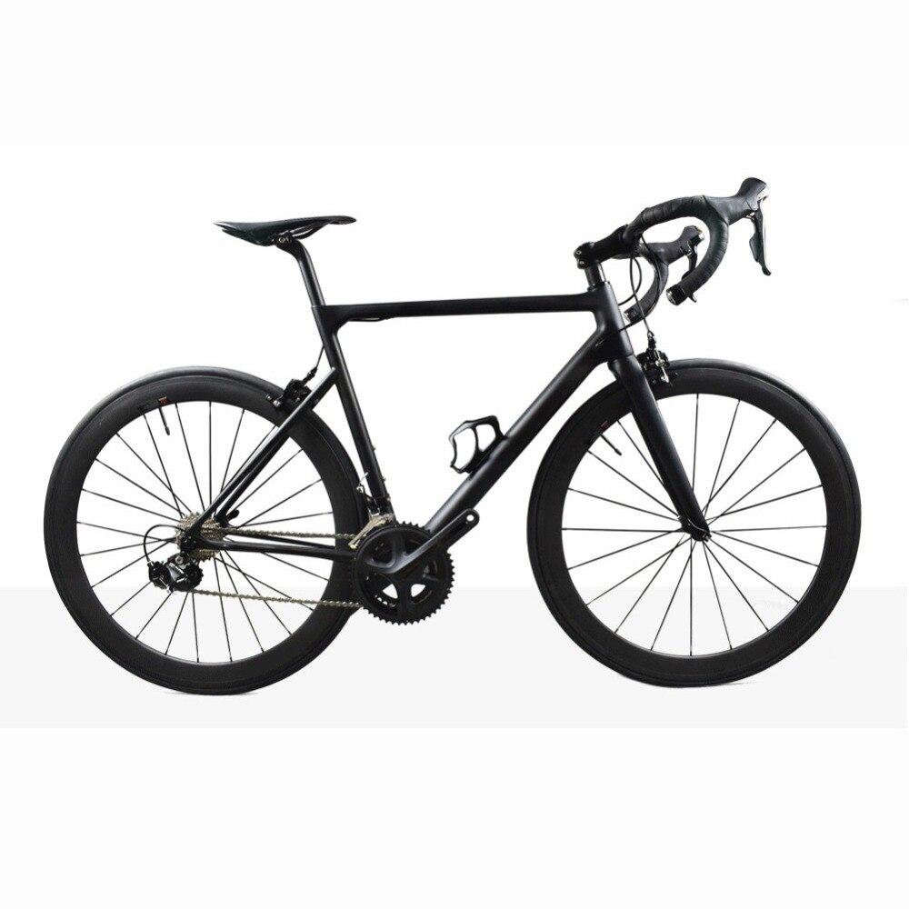 Spcycle Monoscocca Full Carbon Bici Da Strada Super Leggero 22 Velocità Completa Bicicletta Da Corsa Ultegra 5800/R8000/9100 Gruppo disponibile