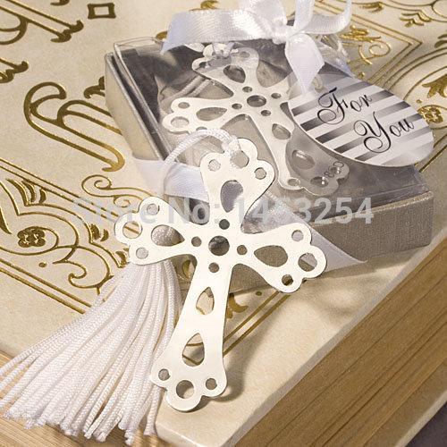 إشارة مرجعية متقاطعة فضية ، 100 قطعة ، المعمودية ، هدية عيد ميلاد ، التواصل مع DHL ، شحن مجاني