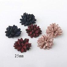 Diy accessories Korean chrysanthemum bow knot hairpin headgear handmade material