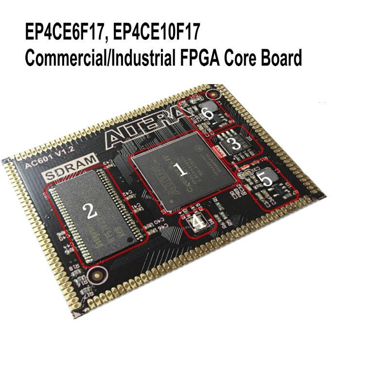 Altera EP4CE6/EP4CE10 núcleo FPGA de SDRAM sello agujero