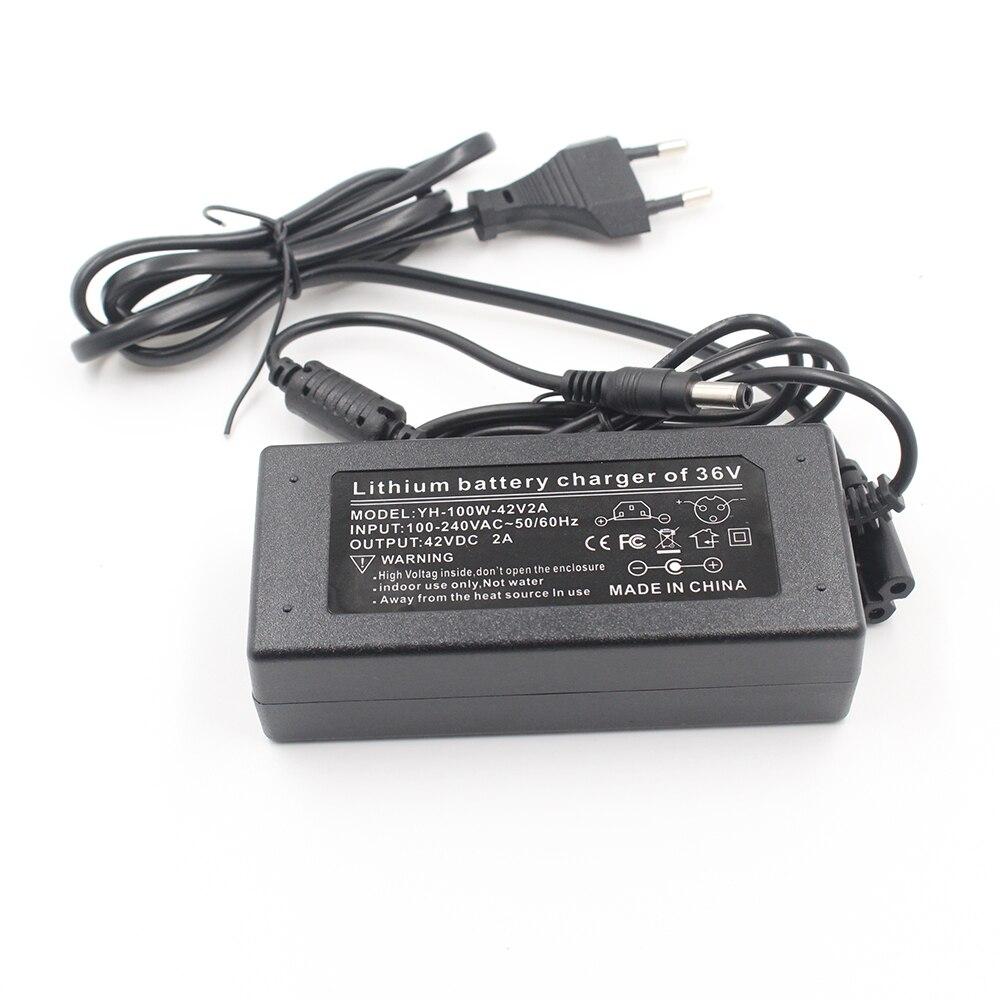 36 V 2A зарядное устройство 10 серия литиевая батарея зарядное устройство 42 V электрический автомобиль литиевая батарея зарядное устройство литиевая батарея Разъем