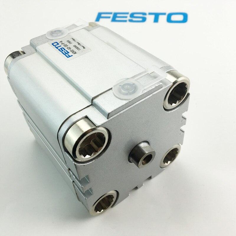 ADVU-63-60-P-A ADVU-63-25-P-A ADVU-63-30-P-A FESTO el cilindro fino ADVU serie componentes neumáticos