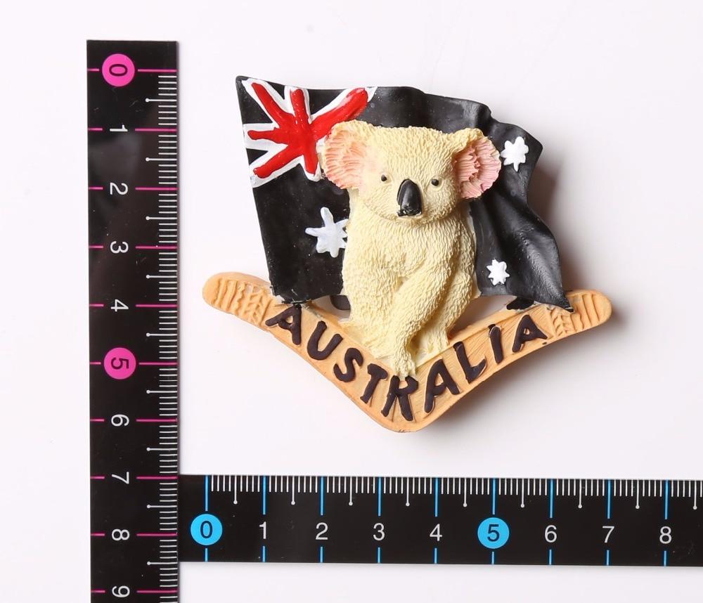 Pegatinas para nevera con recuerdos de karaoke de Australia
