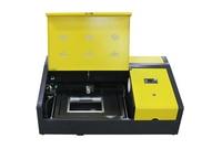 CO2 Laser Engraving machine Mini 40W Laser Cutting Machine Engraver Cutter woodworking Non-metal 220V/110V