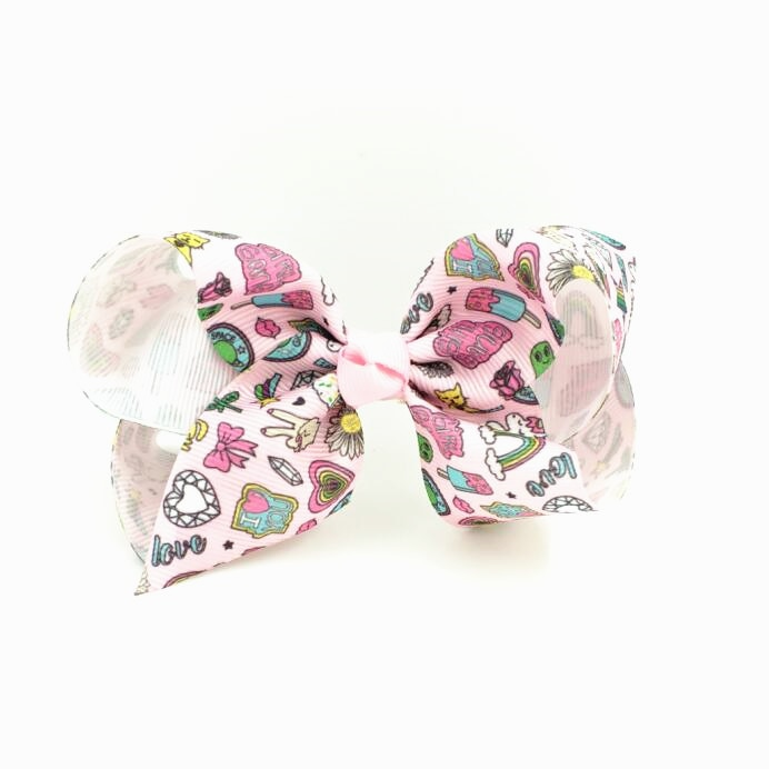 20 piezas envío gratis niños Rosa Boutique cinta Hairbow