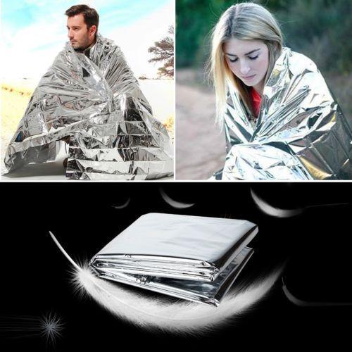 Водонепроницаемый чрезвычайная ситуация вне дома одеяло использующее энергию
