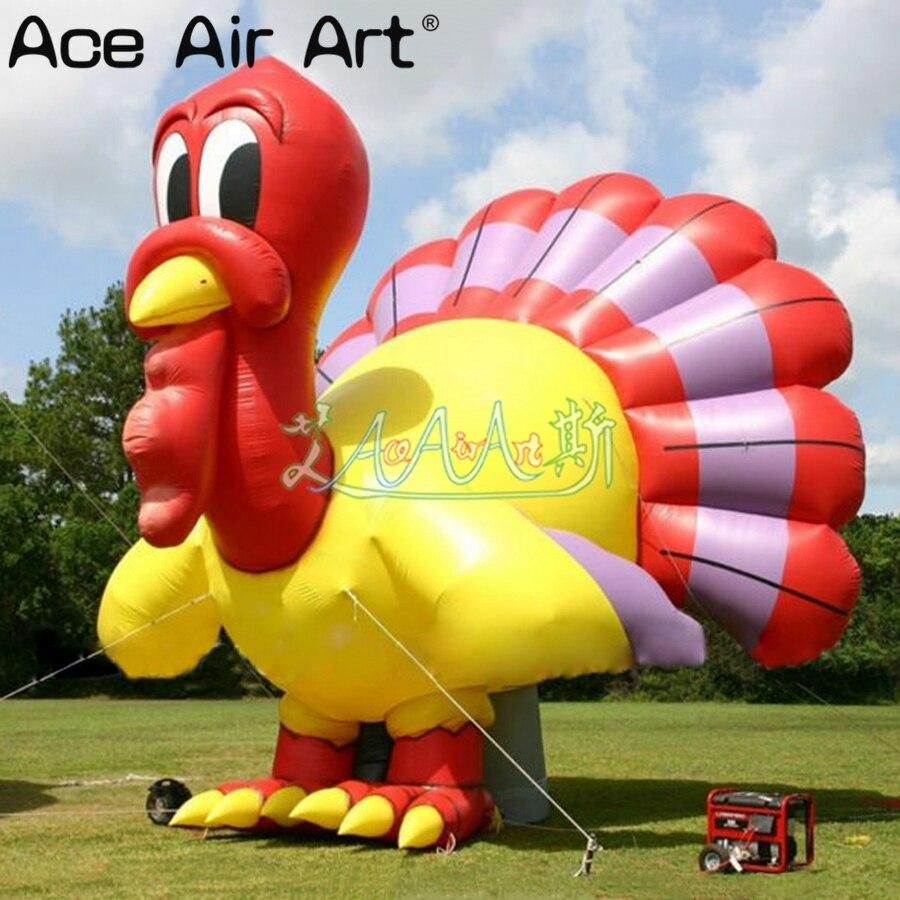 منفاخ كهربائي حر في الهواء الطلق الشكر العملاق نفخ تركيا واحدة