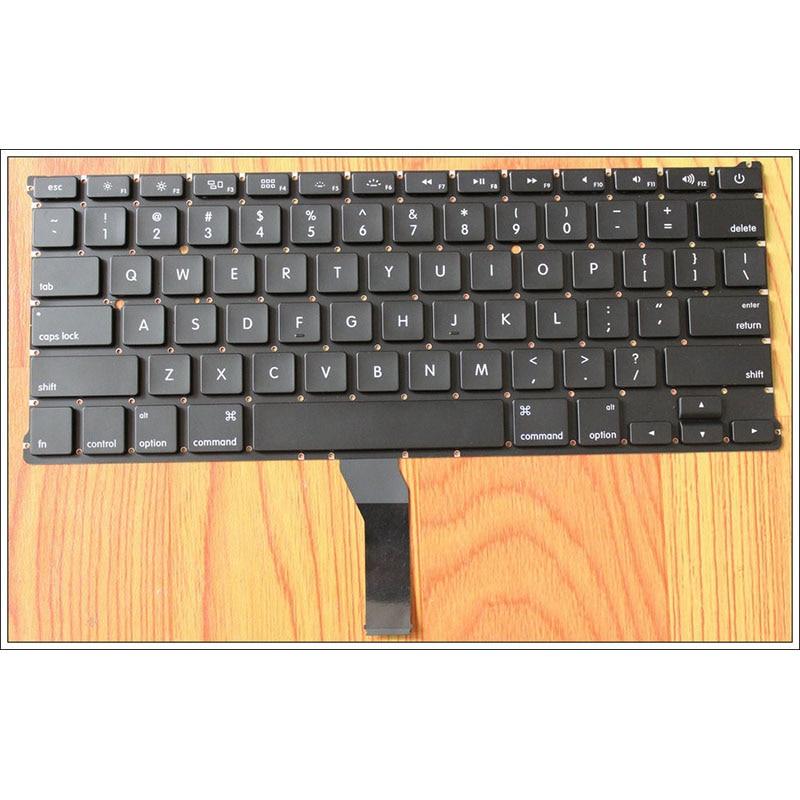 "100% новая клавиатура для Macbook Air 13 ""A1466 A1369 US клавиатура MD231 MD232 MC503 MC504 2011-15 лет"